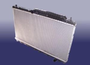 Радиатор охлаждения Chery Fora1.6, 2.0