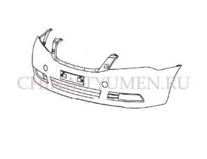 Бампер передний Geely Emgrand (седан)