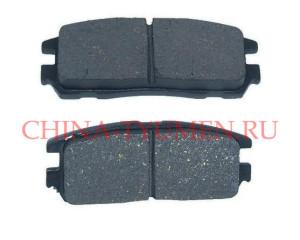 Колодки тормозные задние Hover, H3, H5