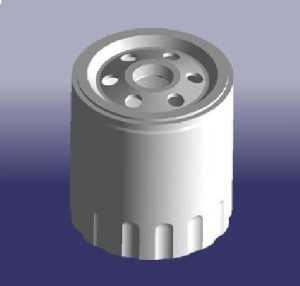 фильтр масляный Hover 2.4