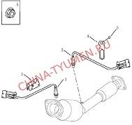 Датчики кислородные Geely Emgrand EC7_1