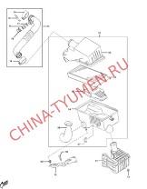 Фильтр воздушный FAW B50 миниатюра